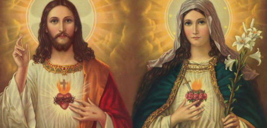Prayer to the United Hearts of Jesus and Mary