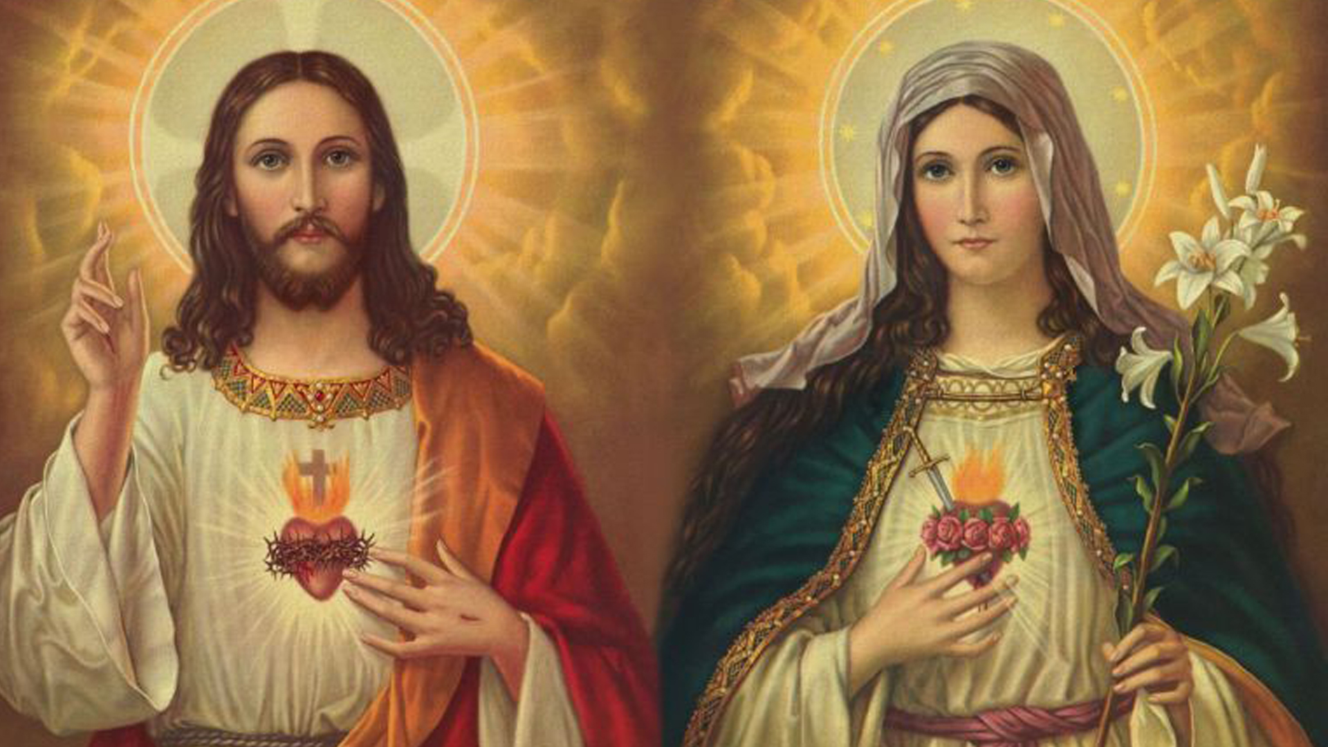 Prayers to Jesus and Mary for Mercy