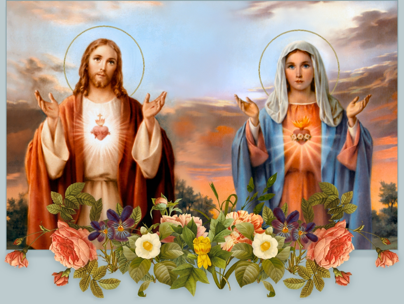 Pray this Powerful Prayer for Special Blessings from Jesus and Mother Mary During Lent